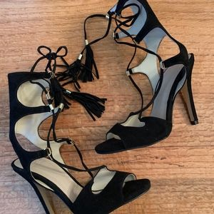 Marc Fisher Footwear Larsa Gladiator High Heels
